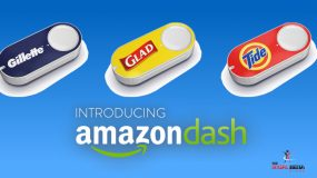What is the Amazon Dash Button?