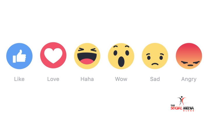 New Facebook Live Features reactions