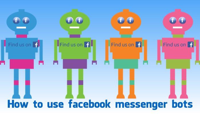 Facebook-mesenger-bots Andrew MCauley