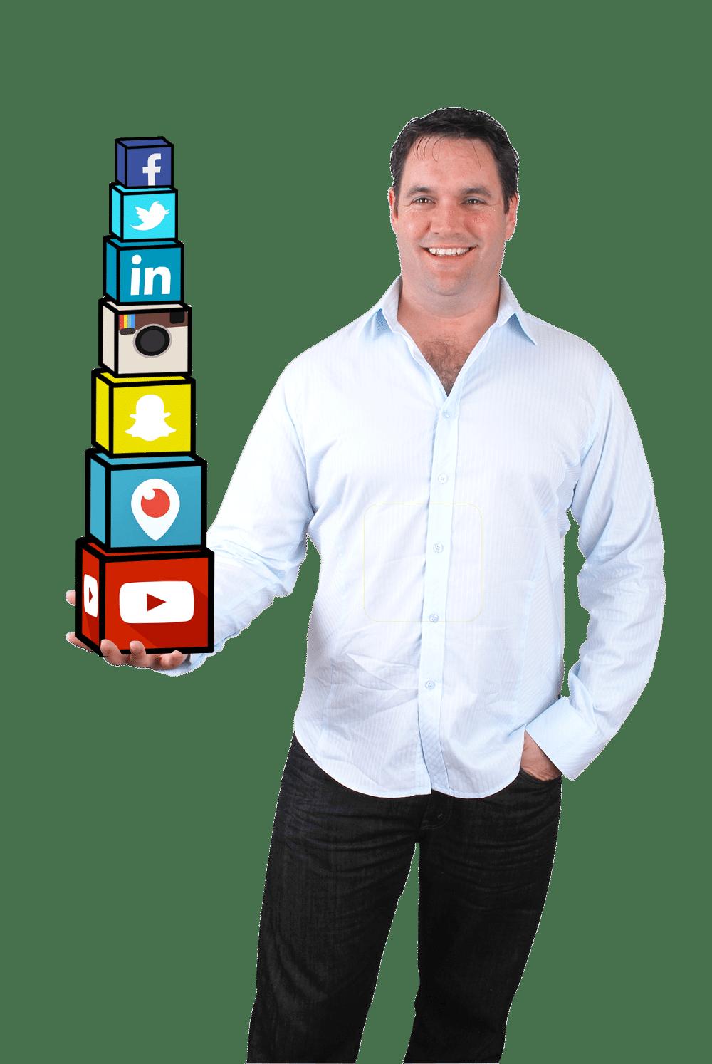 Andrew Social Media 2016