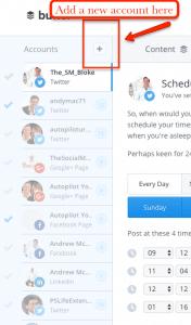 Automate Social Media Marketing using Buffer