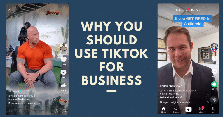 Why you should use TikTok for business